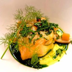 Bilde matkurs fisk